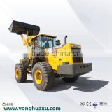 Energy saver factory direct price construction machine agriculture farming wheel loader tractor with front end loader
