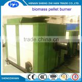 HOTselling well worldwide Biomass pellet burner