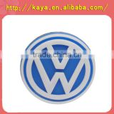 3D/2D Rubber key chain with car logo