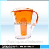 Wholesales Ultra-high Filtered Effect Eco-friendly Plastic Brita & Water Filter Pitcher/Jug/Kettle