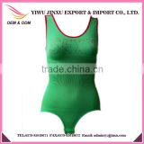 Wholesale Seamless Straps With Rhinstone Open Crotch Tummy Control Fitness Shapewear