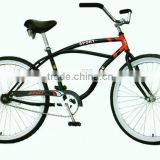 SH-B019 26inch men beach cruiser bike made in China