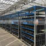 heavy trolley cart/container trolley/roll container cart