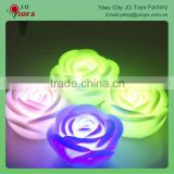 Strong OEM/ODM Capabilities Rose Shape Led Candles Light