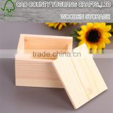 Jewelry box wood small jewelry box of draw bead watch bracelet display boxes jewelry boxes
