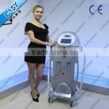 Pain Free IPL+E-Light+RF+Laser Machine Multi Skin Rejuvenation Functional Beauty Workstation