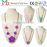 2015 Natural Unpolished Amber Beads Beading Jewelry/Cheap Round Stretch Necklace In China
