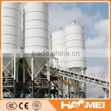 Easy to Operate HZS60 Concrete Batching&Twin-Shaft Mixing Plant