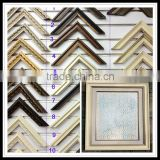 Polystyrene Foam Plastic Material Mould Photo&Picture&Mirror Frame Ps moulding                                                                         Quality Choice