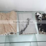 2015 Shanghai plastic PVC marble profiles/door frames/skirtings                                                                         Quality Choice
