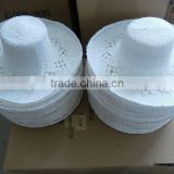 Made in Zhejiang China top quality paper straw hat body for sale