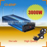 Hottest! CHENF 3000W DC/AC Solar Power System Pure Sine Wave Electricity Complementary Inverter With Battery Charger