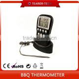 Wireless Remote BBQ/ rice/ food/ Meat Thermometer for temperature measuring TL-62 with lowest price                                                                         Quality Choice