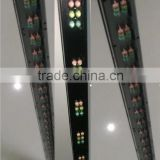 P20 P16 P31.25 outdoor RGB LED Curtain strip (LED strip display) p25 ///P25 LED transparent strip module/panle/display