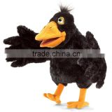 St cheap bird type beaked crow plush toys