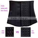 Wholesale New Arrival Women black Ann Chery Latex Waist Cinchers, Waist Training Corsets