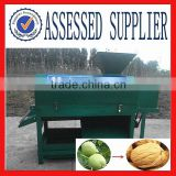 Industrial Green Walnut Cleaning Machine/New Green Walnut Peeling Machine/ Green Walnut Cracker
