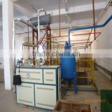 dirty/black motor oil recycling plant/oil regeneration machine/oil filtering