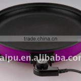 round Electric frying pan