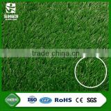 Two green colors artificial grass for home ornament and kindergarten palyground adornment