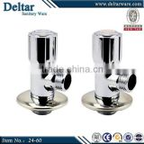 angle seat valve, bathroom accessory set, toilet brass angle stop check toilet valve