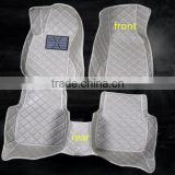 2016 hot sale full set car floor mats