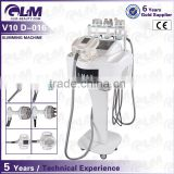 lose weight bio rf vacuum cavitation infrared equipment for face lifting and body slimming