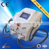 CE approved Newest Portable 2 IN 1 ipl hair removal shr 3000 w for quick hair removal