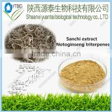 High Quality pure Radix Notoginseng Extract Sanchi Extract Panax notoginsenosides stevioside stevia extract neotame powder