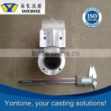 Yontone YT722 Comprehensive Solutions ISO9001 Manufacturer Best Sell T6 Heat Treatment A390 Lost Wax Investment Castings Process