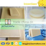hot sale refined white food grade beewax