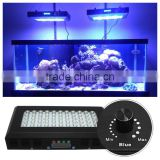 55x3 watt led blue light fish tank best for coral reef growing