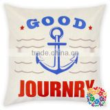Beautiful Patterns Pillow Cover Decor Anchor Linen Pillow Cover Cheap Pillow Case Cover