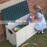 LESP-All Weather Outdoor garden storage deck box