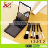 CBP03-5pcs Makeup Brushes sets with mirror
