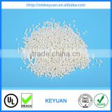 100%virgin of ABS plastic pellets with reinforce glass fiber35% for the foot base of chair