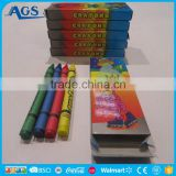 New Design Unique multicolor crayon pen made in China