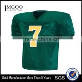 Youth Dash Practice Jersey American Football 100% Polyester Heavyweight Tricot Mesh Sportwear Multi Custom Available Color Sport