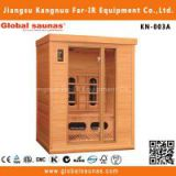 family use infrared sauna room