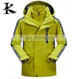 Warm Boy's Winter Jacket Detachable Inner Warm Polar Fleece