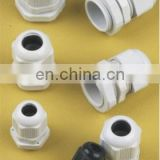 Nylon cable gland Plastic waterproof cable glands PG7, PG9, PG11,PG13.5,PG19,PG21
