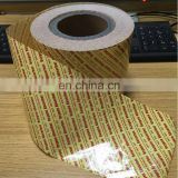 Manufacturers selling food deoxidizer packaging paper/nut desiccant laminated roll film/grease proof paper for biscuit