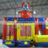 commercial inflatables, inflatable playground, moonwalks CC005