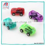 Educational mini toys novetly pull back car for kids