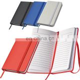 promotion office PU leather multi color notebook NOTEBO916