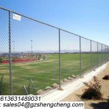 Guangzhou fence factory chain link fence for stadium