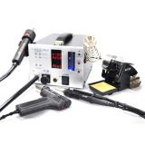 AOYUE 2702A+ Repairing System Soldering Station Desoldering Iron