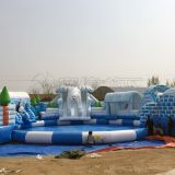 Giant inflatable water park ax-03