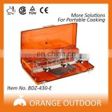 Newest Japanese dual power lpg camp gas cooker stove
