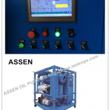 PLC Fully Automatically Transformer Oil Treatment Plant,Transformer Oil Filter Machine